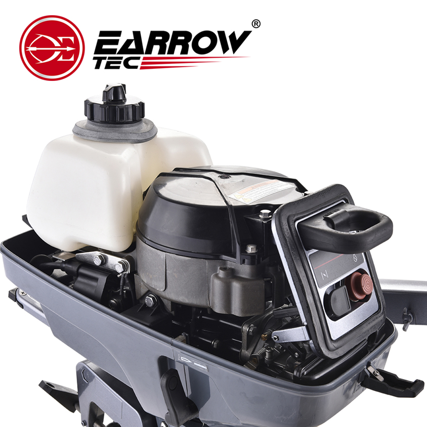 Earrow 3.5hp Two Stroke Outboard Engine TS-3.5A