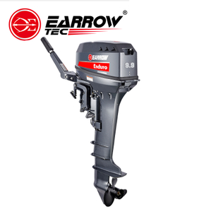 China 2 Stroke 9.9hp Outboard Engine TS-9.9D