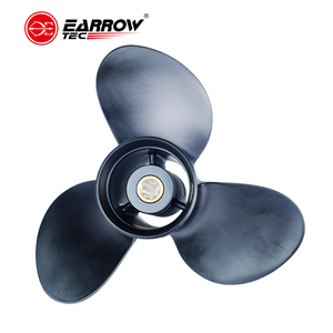 Earrow Marine Application Fish Boat Propeller for Outboard Motor