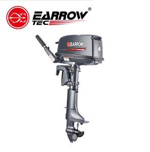 Earrow Professional 2 Stroke Inflatable Outboard Engine TS-4C