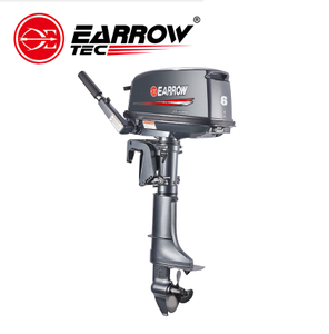 China Earrow 6hp Inflatable Outboard Engine TS-6C